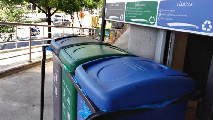 El Punto ecológico, una motivación para aprender a reciclar