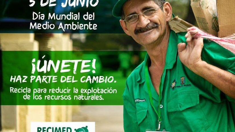 Conmemoración del Día Mundial del Medio Ambiente