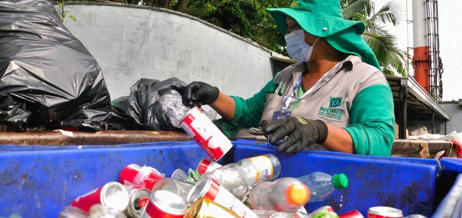 Gestión de residuos de envases y empaques